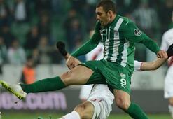Bursaspor - Balıkesirspor: 4-2