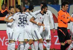 Fenerbahçe deplasmanda yenilgiyi unuttu