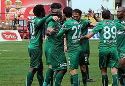 Akhisar - Kardemir Karabükspor : 5-1