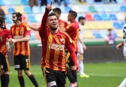 Kayserispor-Altınordu: 1-0