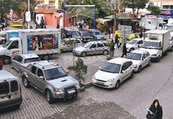 İzmir'in otopark sorunu  için hangi projeniz var