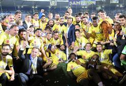 MKE Ankaragücü - Adana Demirspor: 1-1