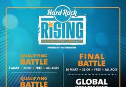 Hard Rock Risingde 3. Hafta