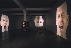 Bruce Naumanın kişisel sergisi