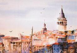 Müstesna şehrin İstanbul hali sergisi