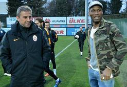 Galatasarayda Drogba sürprizi