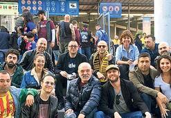 'Çukur'un Barselona çıkarması