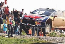 WRC'de seyirci coşkusu
