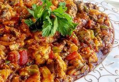 Patlıcanlı Adana tava tarifi