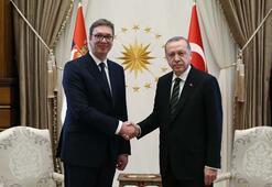 Sırbistan Cumhurbaşkanı Ankarada