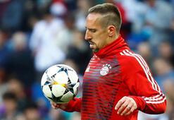 Ribery 1 yıl daha Bayern Münihte...