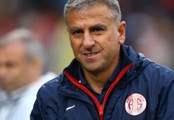 Antalyaspor, Hamza Hamzaoğlu ile uzun süreli sözleşme istiyor