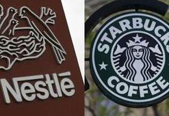 Nestle, Starbucks ürünlerinin satış hakkını 7.15 milyar dolara aldı