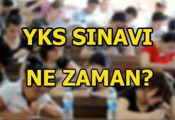 2018 Üniversite sınavı hangi tarihte yapılacak YKS ne zaman