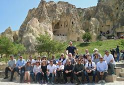 Archidate in Cappadocia gezi programı gerçekleşti