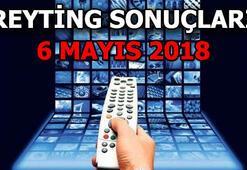 6 Mayıs 2018 Reyting sonuçları Survivor, Jet Sosyete, Çocuklar Duymasın, Savaşçı...