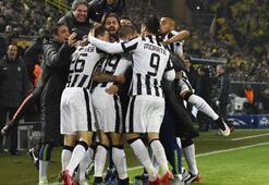 Borussia Dortmund - Juventus: 0-3