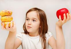Çocuklarda diyette bunlara dikkat