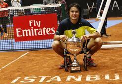 Taro Daniel, İstanbulda şampiyon