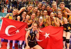 Vakıfbank 4. kez Avrupa şampiyonu