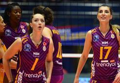 Imoco Volley Conegliano - Galatasaray: 3-0