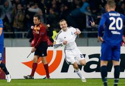 Dinamo Kiev - Everton: 5-2