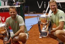 İstanbul Openda erkekler çiftlerde Inglot-Lindstedt şampiyon oldu