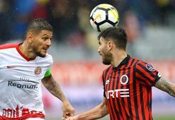 Gençlerbirliği 0 - 1 Antalyaspor