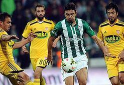 Bursaspor ile Sivasspor 30. randevuya çıkacak