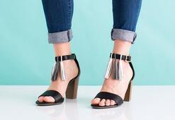 Sandaletlerinizi baştan yaratın