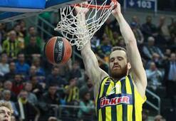 Fenerbahçe Ülker silindir gibi