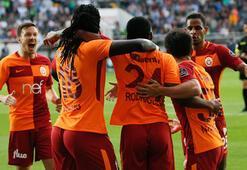 Teleset Mobilya Akhisarspor 1-2 Galatasaray (İşte maçın özeti)
