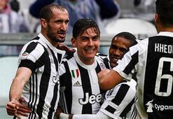 Juventus geriden geldi 4 gol...