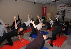 Yoga ile doğru nefes, kolay doğum