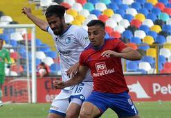 Erzurumspor play-offa kaldı