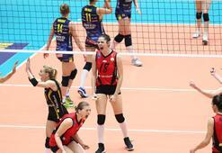 Vakıfbank - Imoco Volley: 3-2