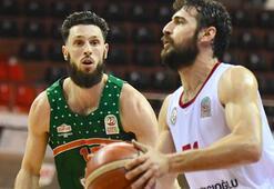 Gaziantep Basketbol 82 -  Banvit: 63