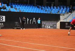 McLachlan - Monroe çifti İstanbul Cupda finalde