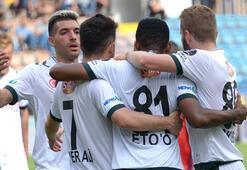 Kardemir Karabükspor 0 - 1 Atiker Konyaspor