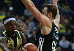 Fenerbahçe Doğuş - Beşiktaş Sompo Japan: 83-60