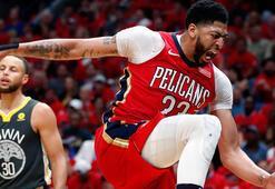 New Orleans Pelicans seriyi 2-1 getirdi