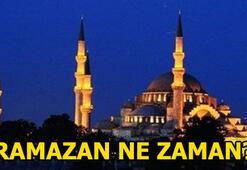 Ramazan ayı hangi tarihte başlayacak 2018 Ramazan Bayramı ne zaman