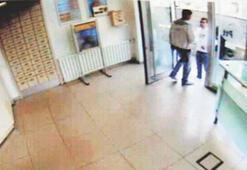 Dört gaspçıyı PTT kamerası eleverdi