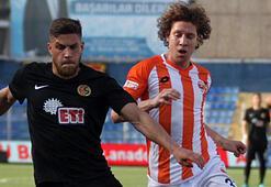 Adanaspor-Eskişehirspor: 0-3