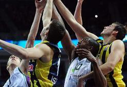 Fenerbahçe Ülker Unicaja Malaga maç sonucu: 78-63