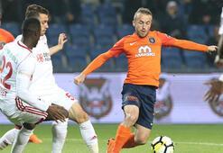 Medipol Başakşehir - Demir Grup Sivasspor: 1-1 (İşte maçın özeti)