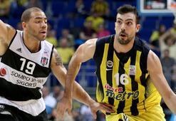 Potada Fenerbahçe Doğuş - Beşiktaş derbisi