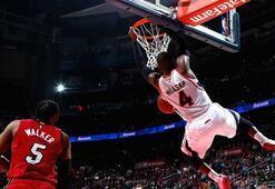 Atlanta Hawks liderliğini garantiledi
