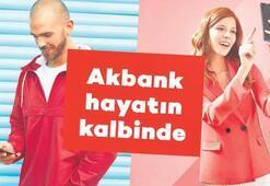 Akbank'ta hesaba 'selfie'li giriş devri