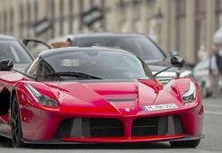 İşte efsane Ferrariyi satın alan Türk